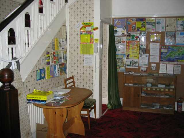Bournemouth Backpackers Hostel Hall